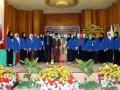 Rektor Bersama Mahasiswa UMG