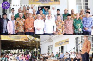 Ketua PP Muhammadiyah Hadiri Pembukaan Kuliah Ba'da Subuh Muhammadiyah