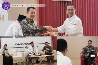 Rektor UMGo Didaulat Narasumber Acara Alumni FK UGM
