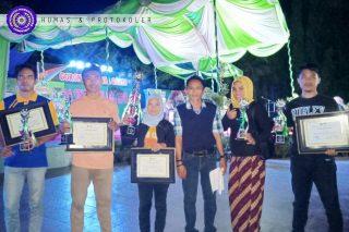 Mahasiswa UM Go Boyong Berbagai Juara pada Lomba Seni Gemilang 2018 Dalam Rangka HUT Kabgor ke – 345