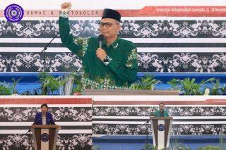 UM Go Tuan Rumah Rakornas BEM PTM Se – Indonesia 2018