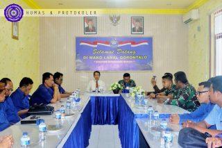 UMG-Lanal Gorontalo Kolaborasi Poros Maritim