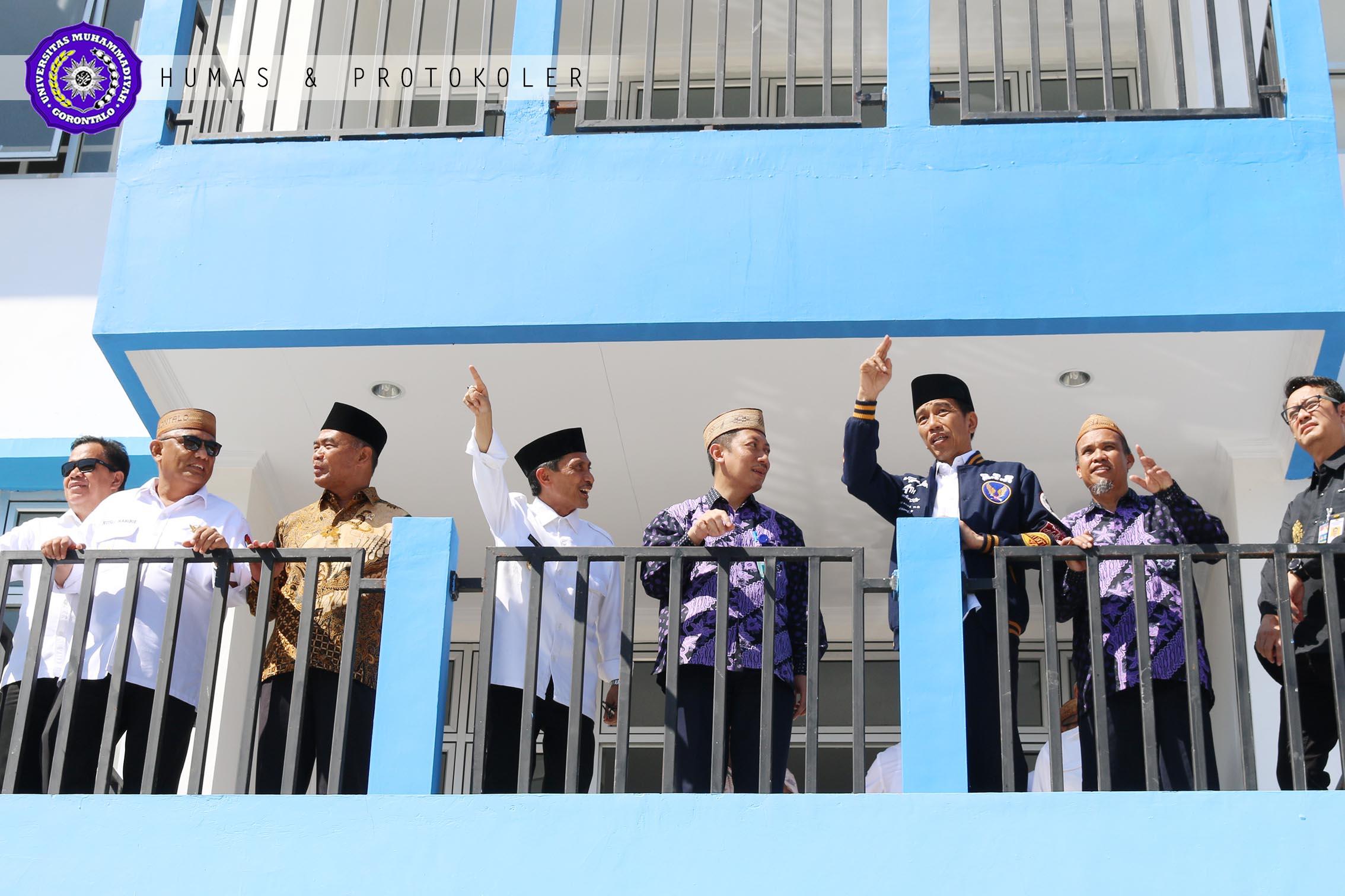 Presiden Tambah Rusun UM-Go Tahun Ini