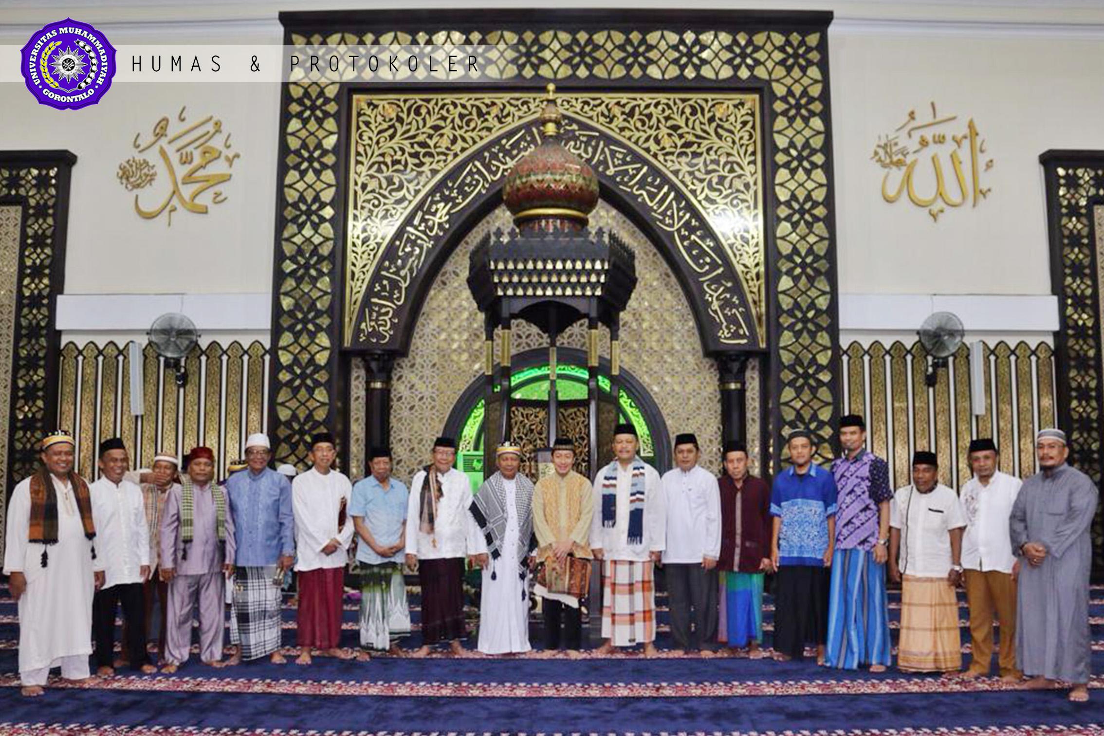 Safari Ramadhan UM-Go, Efek Ramadhan Dari Segi Keilmuan