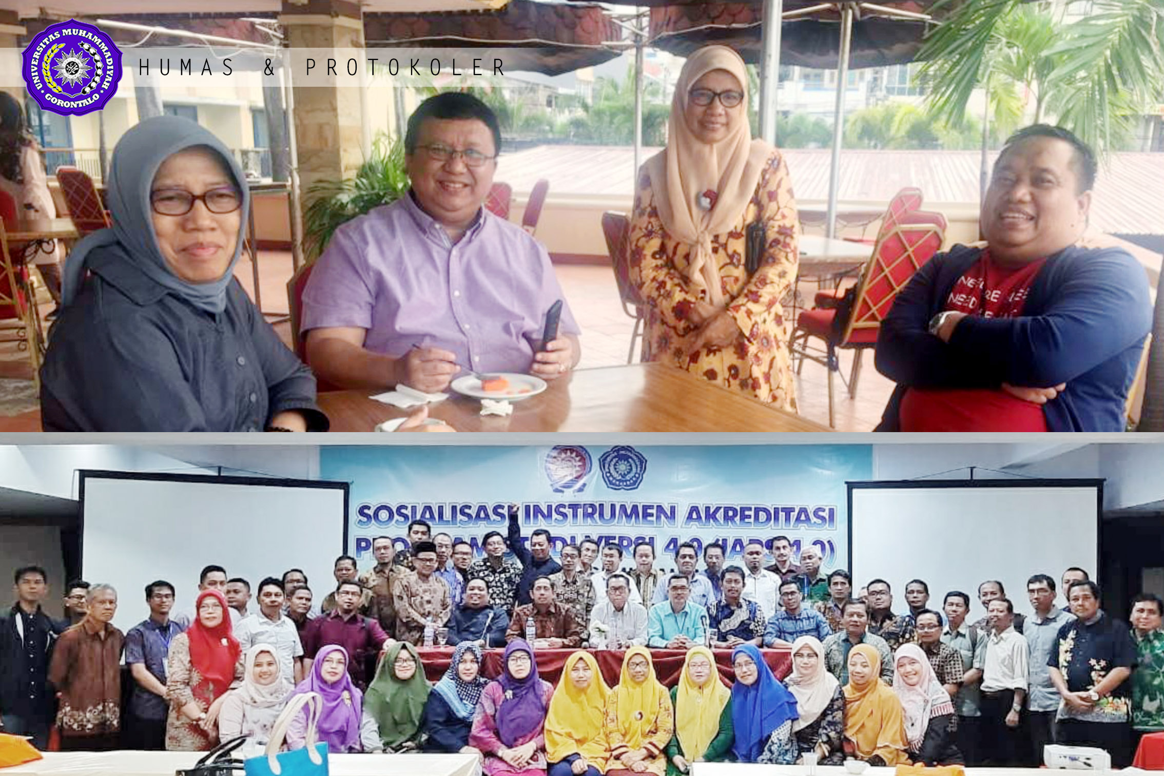 Prof. Moon Hadiri Sosialisasi IAPS 4.0 di Makassar