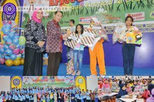 600 Anak Ikuti Lomba Menggambar dan Mewarnai di UM-Go