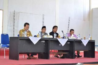 Dihadapan MABA, Rektor Sampaikan Beasiswa 50 Persen