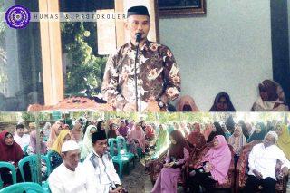 Civitas UM Go Hadiri Kuliah Ba'da Subuh PCM Limboto, Merawat Tradisi dan Karakter Muhammadiyah