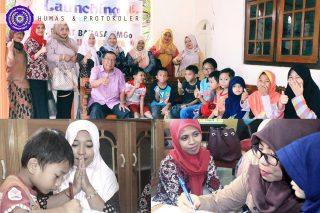 Kursus Perdana English for Young Learner, UM Go Budayakan Bahasa Inggris ke Anak-Anak