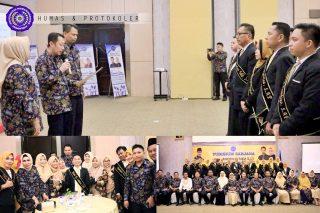Yudisium FEIS UM-Go, Rektor Minta Alumni Lanjut Studi S2 dan S3