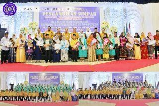Pengambilan Sumpah dan Janji Ikrar Profesi, Alumni FIKES Capai Angka 1.197