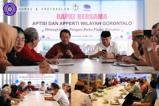 APTISI-APPERTI Bahas 4 Agenda Penting