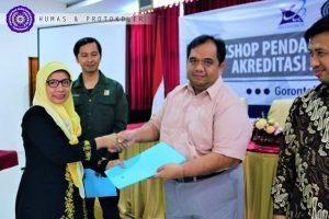 Workshop Asistensi Akreditas, Gorontalo Jadi Penutup di Wilayah Sulawesi