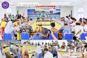 Rapat Forkopimda Provinsi, Rektor : IMM Ada Diseluruh Kampus