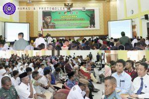 NI dan Mahasiswa Akrab di Sarasehan,  Pembinaan Mental dan Kejuangan