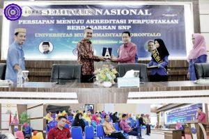 Seminar Nasional, Pendampingan Akreditasi Perpustakaan UM-Go