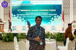 IIEF dan Silaknas MES 2019, Apris : Wapres Ingin Ekonomi Syariah Lebih Baik