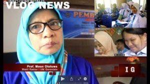 Peringati Bulan Bahasa & Sumpah Pemuda, FIB Sukses Gelar Lomba Bahasa & Sastra