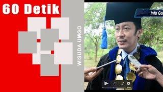 254 Sarjana Muda UM Gorontalo, Begini Harapan Rektor Kedepan