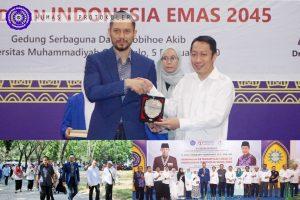 Kuliah Umum Direktur Eksekutif The Yudhoyono Institute, AHY : Generasi Unggul Bangsa di 2045