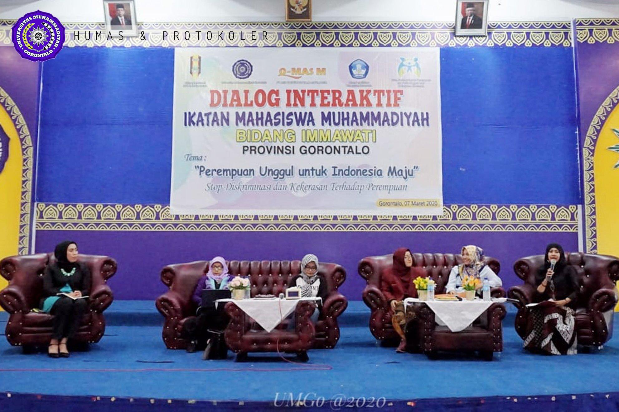 Diaog Interaktif, Prof Moon : Perempuan Lebih Multitasking Dibanding Laki-Laki
